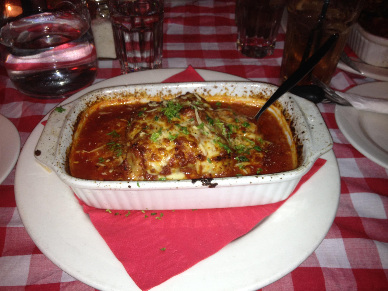 Elio's Lasagne