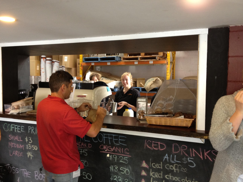The Coffee Roaster Baristas