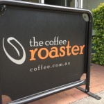 The Coffee Roaster Sign
